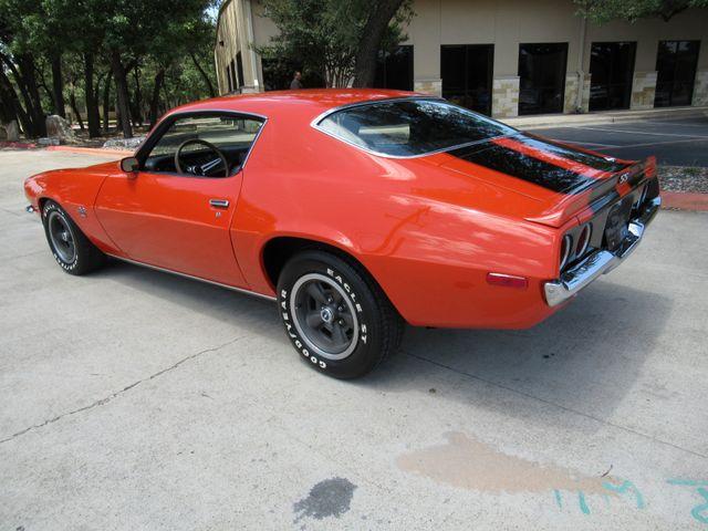 1970 Chevrolet Camaro SS Austin , Texas 2
