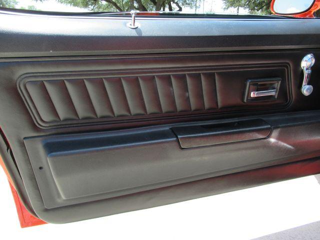 1970 Chevrolet Camaro SS Austin , Texas 22