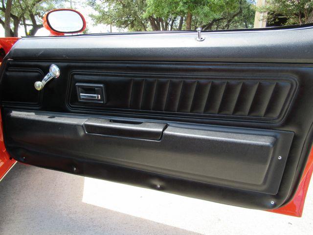 1970 Chevrolet Camaro SS Austin , Texas 26