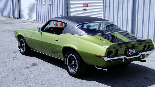 1970 Chevrolet CAMARO Z/28 18,500 ORIG MILES Phoenix, Arizona 8