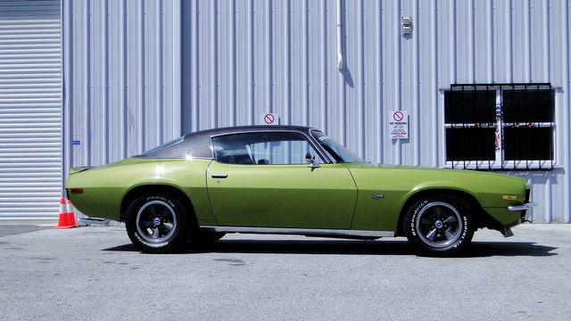 1970 Chevrolet CAMARO Z/28 18,500 ORIG MILES Phoenix, Arizona 4