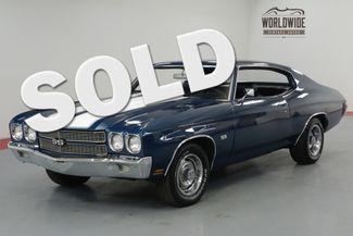 1970 Chevrolet CHEVELLE SS TRIBUTE. 350 V8, CONSOLE SHIFT, PS, PB  | Denver, CO | Worldwide Vintage Autos in Denver CO