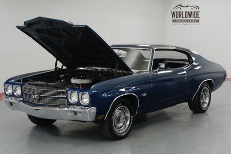 1970 Chevrolet CHEVELLE SS TRIBUTE. 350 V8, CONSOLE SHIFT, PS, PB    Denver, CO   Worldwide Vintage Autos in Denver, CO