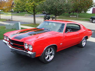 1970 Chevrolet Chevelle SS | Mokena, Illinois | Classic Cars America LLC in Mokena Illinois