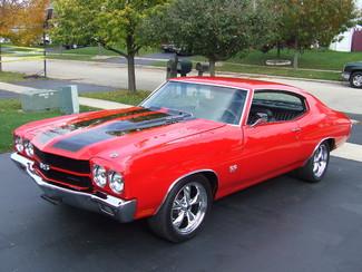 1970 Chevrolet Chevelle SS | Mokena, Illinois | Classic Cars America LLC in Mokena Illinois
