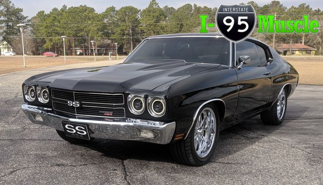 1970 Chevrolet CHEVELLE 454 SS in Hope Mills, NC 28348