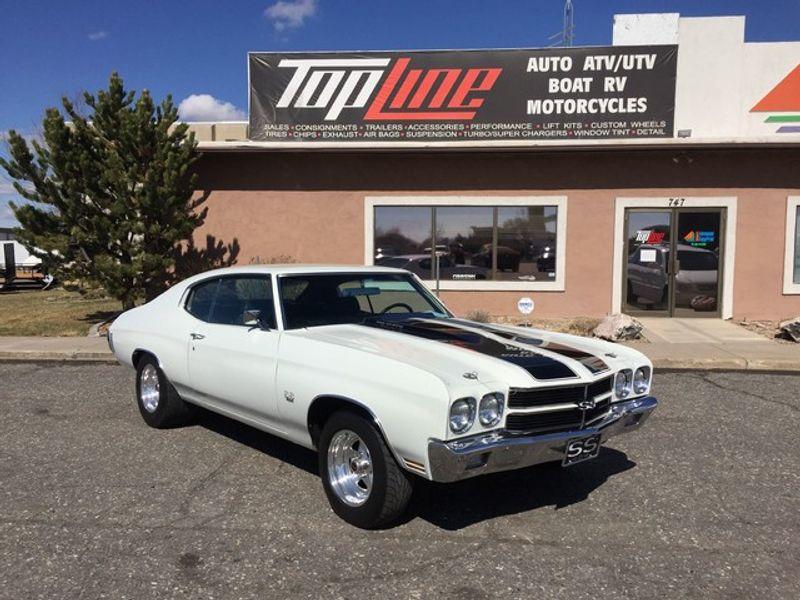 1970 Chevrolet Chevelle SS | Ogden, UT | Top Line Auto Sales