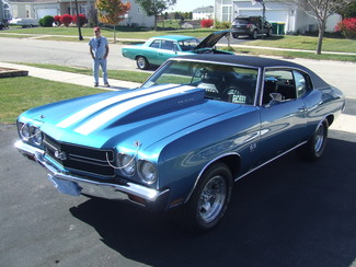 1970 Chevrolet Chevelle  | Mokena, Illinois | Classic Cars America LLC in Mokena Illinois