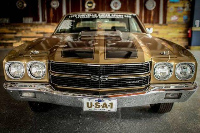 1970 Chevrolet Chevelle SS LS-5
