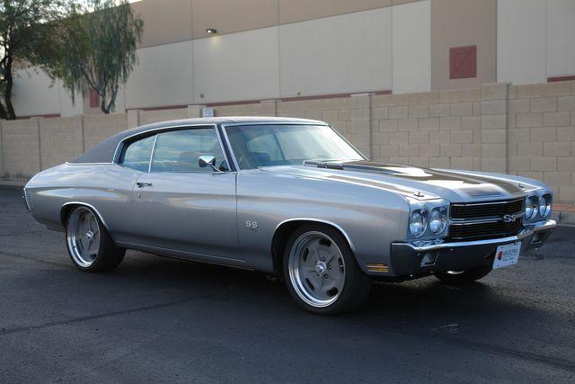 1970 Chevrolet Chevelle  SS572 Phoenix, AZ 0