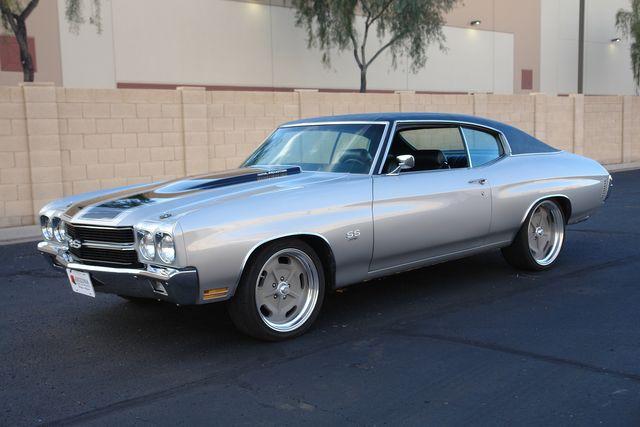 1970 Chevrolet Chevelle  SS572 Phoenix, AZ 6