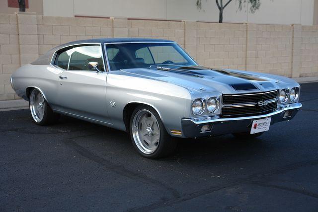 1970 Chevrolet Chevelle  SS572 Phoenix, AZ 9