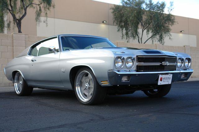 1970 Chevrolet Chevelle  SS572 Phoenix, AZ 10