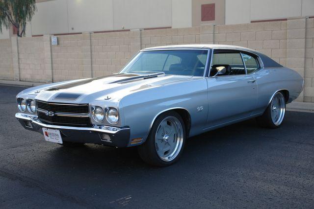 1970 Chevrolet Chevelle  SS572 Phoenix, AZ 12