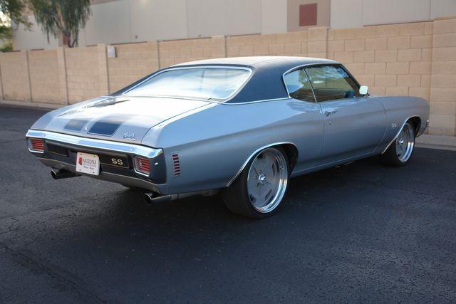 1970 Chevrolet Chevelle  SS572 Phoenix, AZ 22