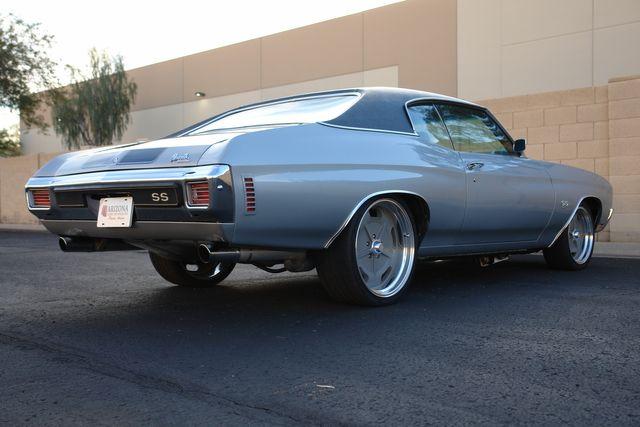 1970 Chevrolet Chevelle  SS572 Phoenix, AZ 23