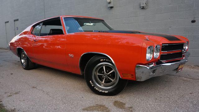 1970 Chevrolet CHEVELLE SS454 Valley Park, Missouri 32