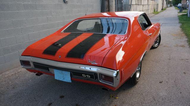 1970 Chevrolet CHEVELLE SS454 Valley Park, Missouri 34