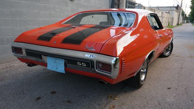 1970 Chevrolet CHEVELLE SS454 Valley Park, Missouri 35