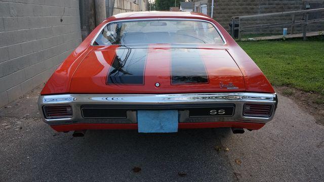 1970 Chevrolet CHEVELLE SS454 Valley Park, Missouri 14