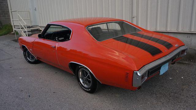1970 Chevrolet CHEVELLE SS454 Valley Park, Missouri 3