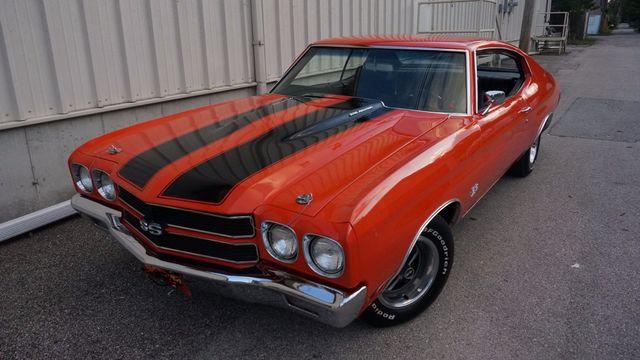 1970 Chevrolet CHEVELLE SS454 Valley Park, Missouri 1