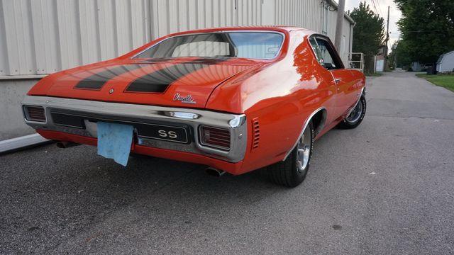 1970 Chevrolet CHEVELLE SS454 Valley Park, Missouri 9