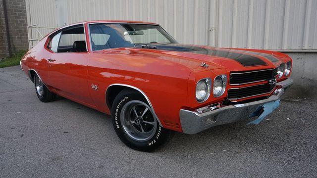 1970 Chevrolet CHEVELLE SS454 Valley Park, Missouri 5