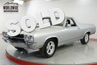 1970 Chevrolet EL CAMINO in Denver CO