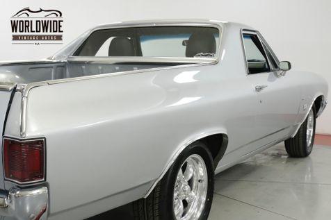 1970 Chevrolet EL CAMINO SS 454 BIG BLOCK FRAME OFF RESTORED 4SPD PS | Denver, CO | Worldwide Vintage Autos in Denver, CO