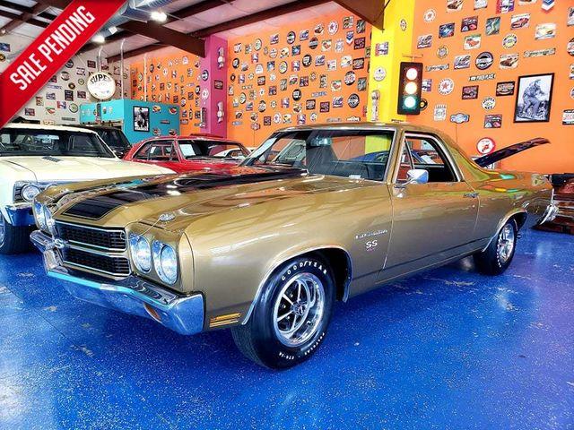 1970 Chevrolet EL CAMINO BIG BLOCK in Mustang, OK 73064