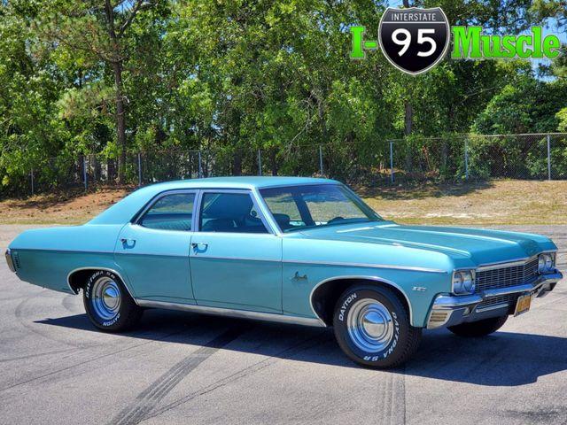 1970 Chevrolet Impala Sedan