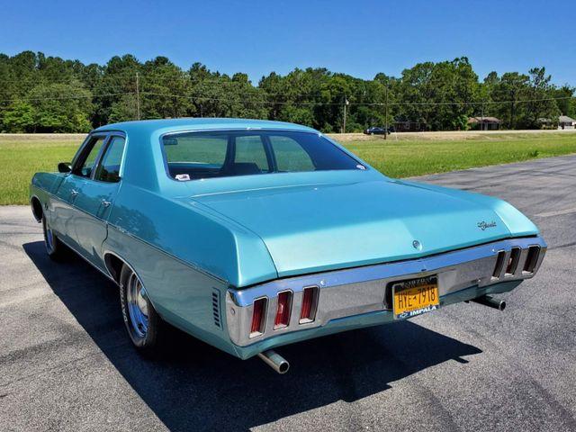 1970 Chevrolet Impala Sedan in Hope Mills, NC 28348