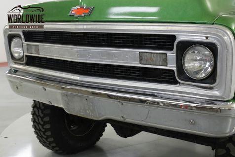 1970 Chevrolet K20 CST TRIM 350V8 4-SPEED 4X4 3/4 TON WORKHORSE    Denver, CO   Worldwide Vintage Autos in Denver, CO