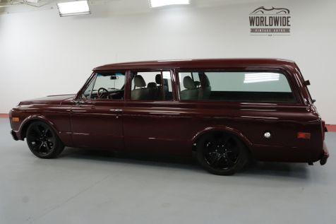 1970 Chevrolet SUBURBAN RESTORED! AIR RIDE CUSTOM WHEELS SHOW | Denver, CO | Worldwide Vintage Autos in Denver, CO