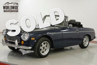 1970 Datsun 2000 ROADSTER RARE 5-SPEED BUCKET SEATS ALLOY WHEELS | Denver, CO | Worldwide Vintage Autos in Denver CO