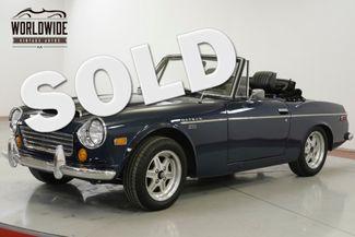 1970 Datsun 2000 ROADSTER RARE 5-SPEED BUCKET SEATS ALLOY WHEELS   Denver, CO   Worldwide Vintage Autos in Denver CO