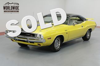 1970 Dodge CHALLENGER 1970 DODGE CHALLENGER R/T TRIBUTE 440 AUTOMATIC | Denver, CO | Worldwide Vintage Autos in Denver CO
