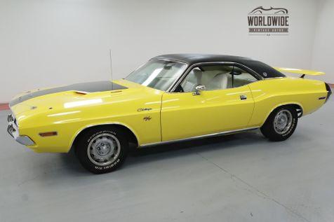 1970 Dodge CHALLENGER 1970 DODGE CHALLENGER R/T TRIBUTE 440 AUTOMATIC | Denver, CO | Worldwide Vintage Autos in Denver, CO