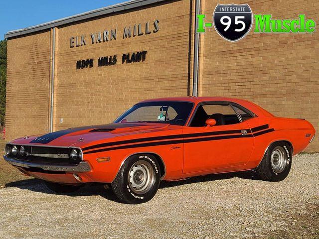 1970 Dodge Challenger Hardtop