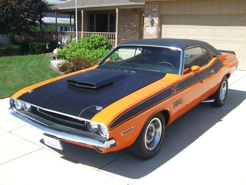 1970 Dodge Challenger T/A   Mokena, Illinois   Classic Cars America LLC in Mokena Illinois