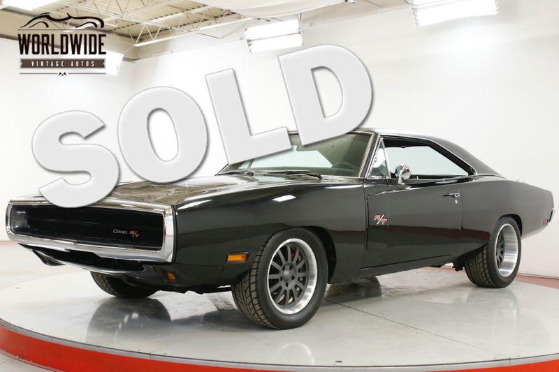 1970 Dodge CHARGER R/T HIGH DOLLAR RESTORATION FUEL INJECTED   Denver, CO   Worldwide Vintage Autos