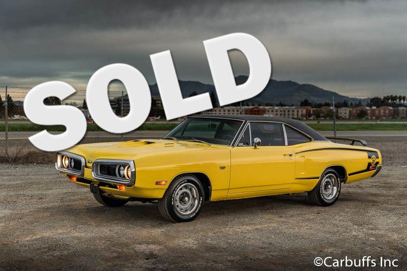 1970 Dodge Superbee  | Concord, CA | Carbuffs