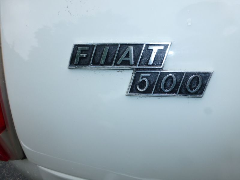 1970 Fiat 500 Cinquecento L  city MA  European Motorsports  in Lawrence, MA
