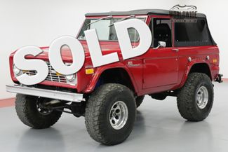 1970 Ford BRONCO SPORT RESTORED CUSTOM LIFT REBUILT 302 PS PB | Denver, CO | Worldwide Vintage Autos in Denver CO