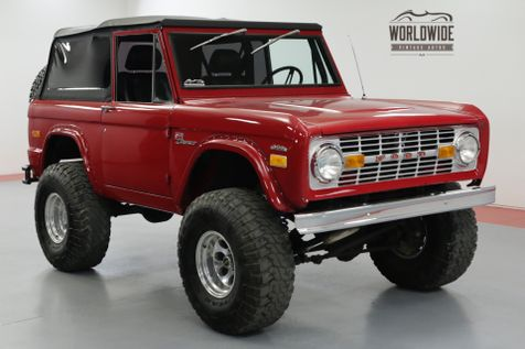 1970 Ford BRONCO SPORT RESTORED CUSTOM LIFT REBUILT 302 PS PB | Denver, CO | Worldwide Vintage Autos in Denver, CO