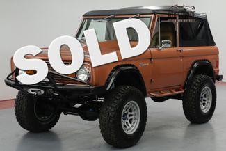 1970 Ford BRONCO HIGH-END BUILD, 427CI 590HP OVER $175K INVESTED! | Denver, CO | Worldwide Vintage Autos in Denver CO