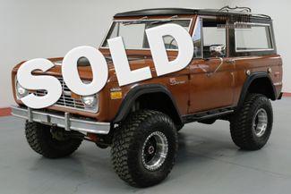 1970 Ford BRONCO SPORT RESTORED CUSTOM PS 5 SPEED. 302 V8.    Denver, CO   Worldwide Vintage Autos in Denver CO