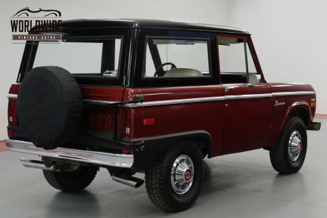 1970 Ford BRONCO 302V8. UNCUT. RESTORED! PS FACTORY HUBCAPS!  | Denver, CO | Worldwide Vintage Autos in Denver, CO