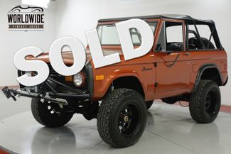 1977 Ford BRONCO RESTORED FUEL INJECTED V8 5 SPEED  | Denver, CO | Worldwide Vintage Autos in Denver CO